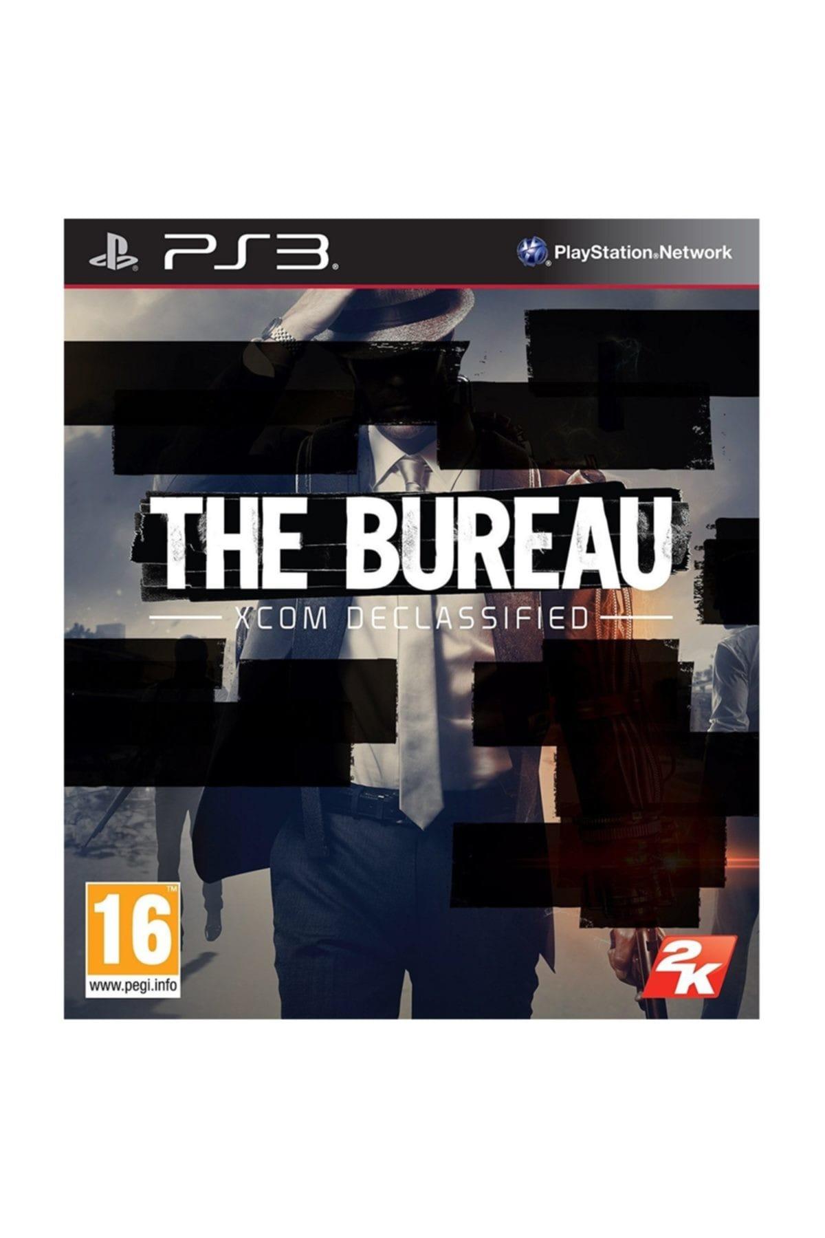 2K Games The Bureau Ps3 1