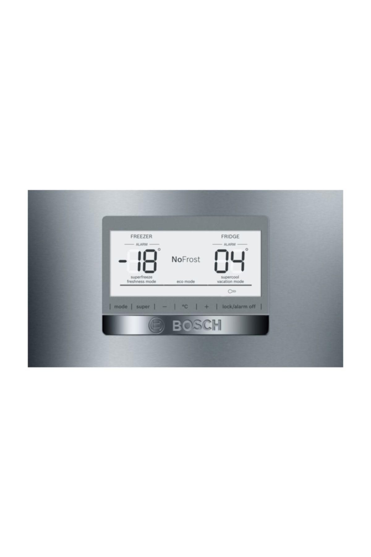Bosch KGN86AI42N A+++ 682 lt No-Frost Buzdolabı 2