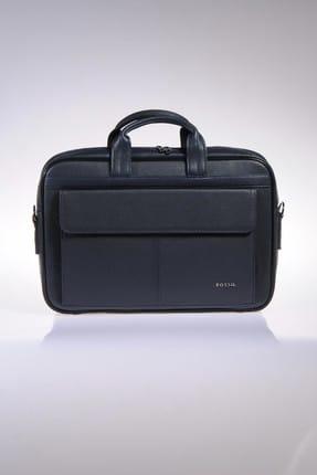 Fossil Lacivert Unisex Laptop & Evrak Çantası 8690027118073