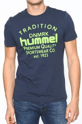 HUMMEL Erkek T-Shirt Hmlmontara Ss Tee