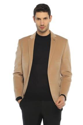 COMİENZO Erkek  Fox Kasmır Ceket-20771