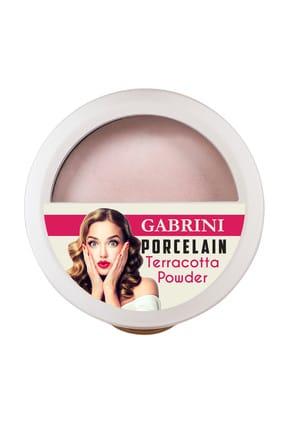 Gabrini Porselen Terracotta Pudra - Porcelain Terracotta Powder 02 8696814068323