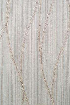 Flamingo Çizgili Desen Duvar Kağıdı (5 M²)  17513