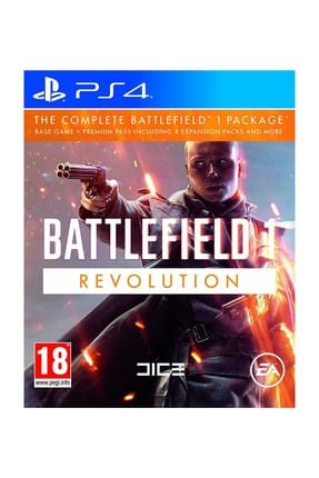 Electronic Arts Battlefield 1 Revolution PS4 Oyun