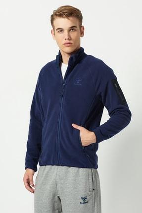 HUMMEL Erkek Sweatshirt - Hmlputin Poly Zip Ja