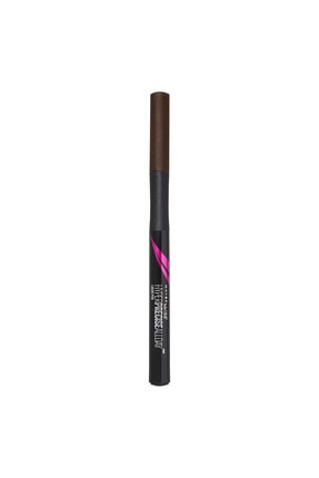 Maybelline New York Kahverengi Likit Eyeliner - Hyper Precise All Day Liquid Eyeliner Brown 3600531047795