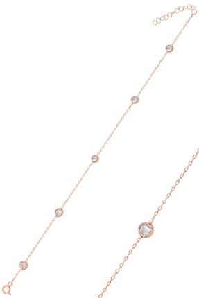 Söğütlü Silver Gümüş Sıra Taşlı Bileklik SGTL9824