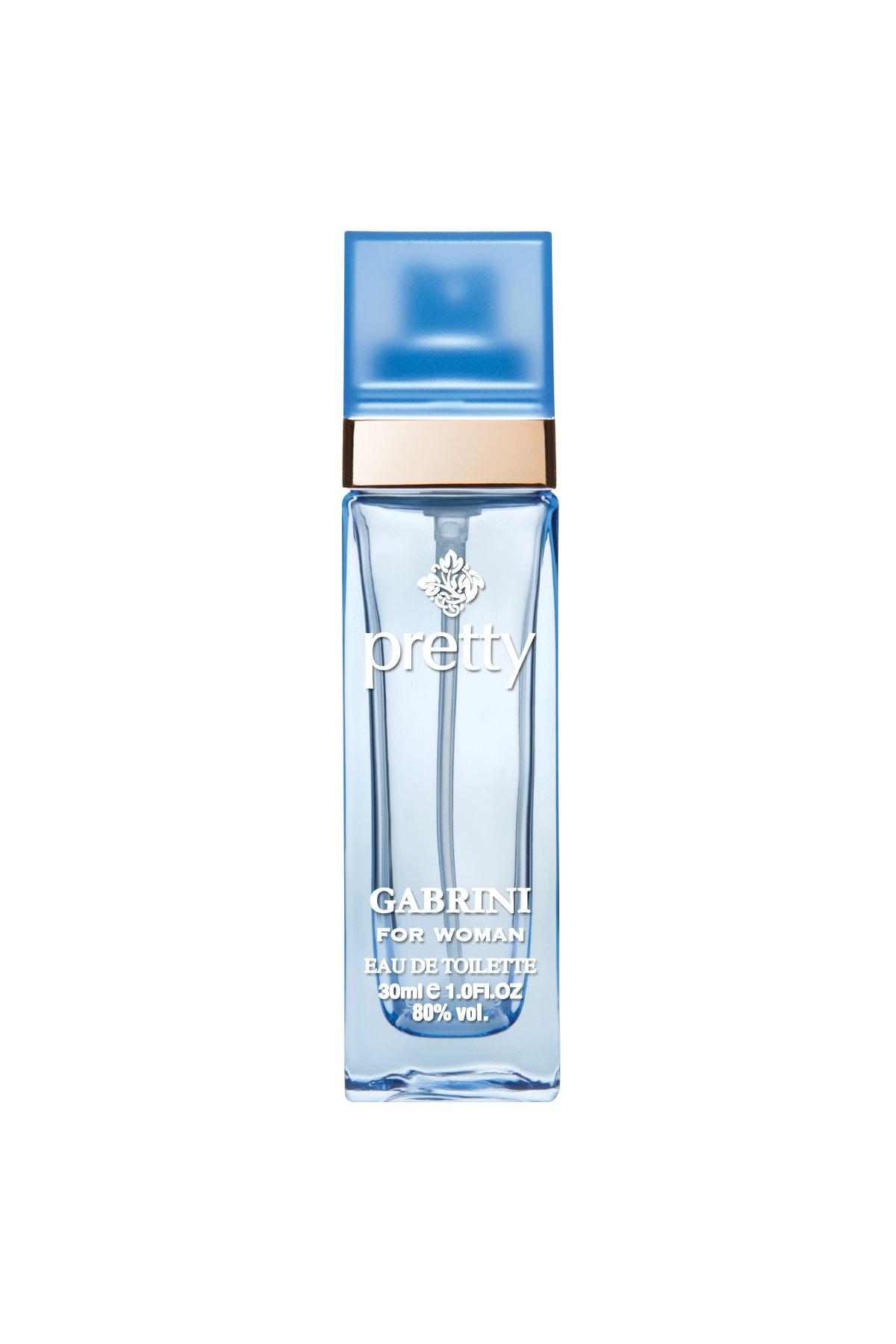 Gabrini Pretty Kadın Parfümü Edt 30 ml No:5 8696814064554
