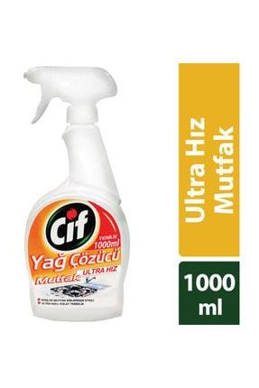 Cif Sprey Ultra Hız Mutfak 1000 ml