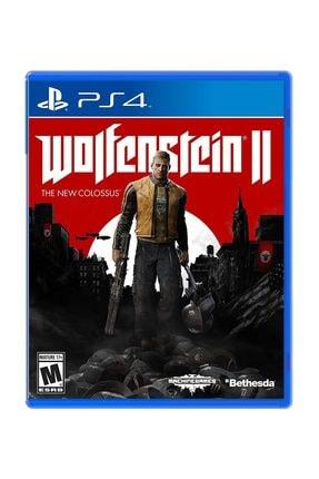 BETHESDA Wolfenstein II The New Colossus PS4 Oyun