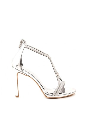Tanca Gumus Kadın Klasik Topuklu Ayakkabı  191Tck757 0374