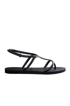 Havaianas Siyah Kadın Sandalet 4137506-0090