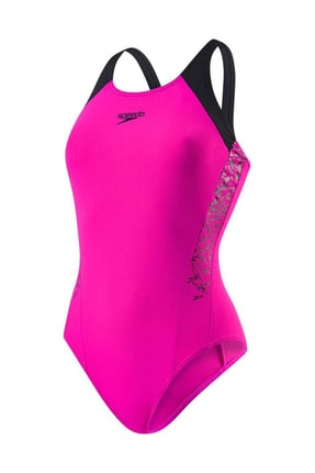 SPEEDO Boom Endurance Plus Kadın Yüzücü Mayosu