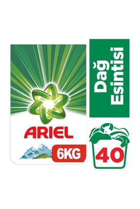 Ariel Toz Çamaşır Deterjanı Dağ Esintisi 6 Kg Beyazlar İçin