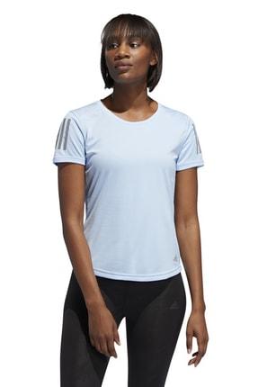 adidas Kadın T-shirt - Own The Run Tee - DZ2268