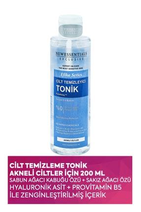 New Essentials Efika Serisi Cilt Temizleme Toniği Akneli Ciltler 200 ml 8682079030137