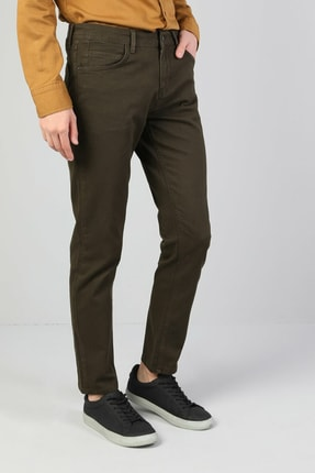 Colin's Yeşil Erkek Pantolon CL1045873