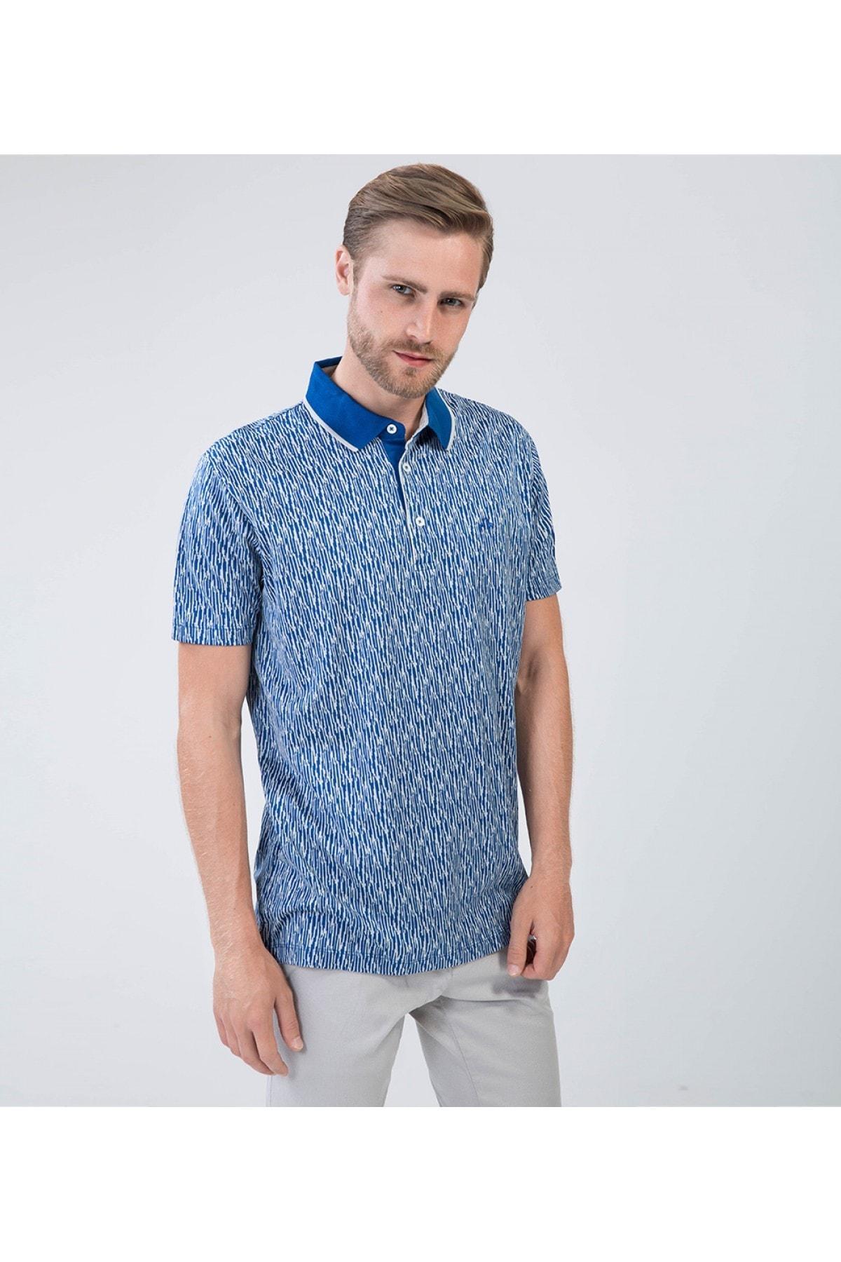 Karaca Erkek Regular Fit Süprem T Shirt   Saks