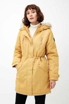 Vero Moda Kadın Sarı Mont 10198767