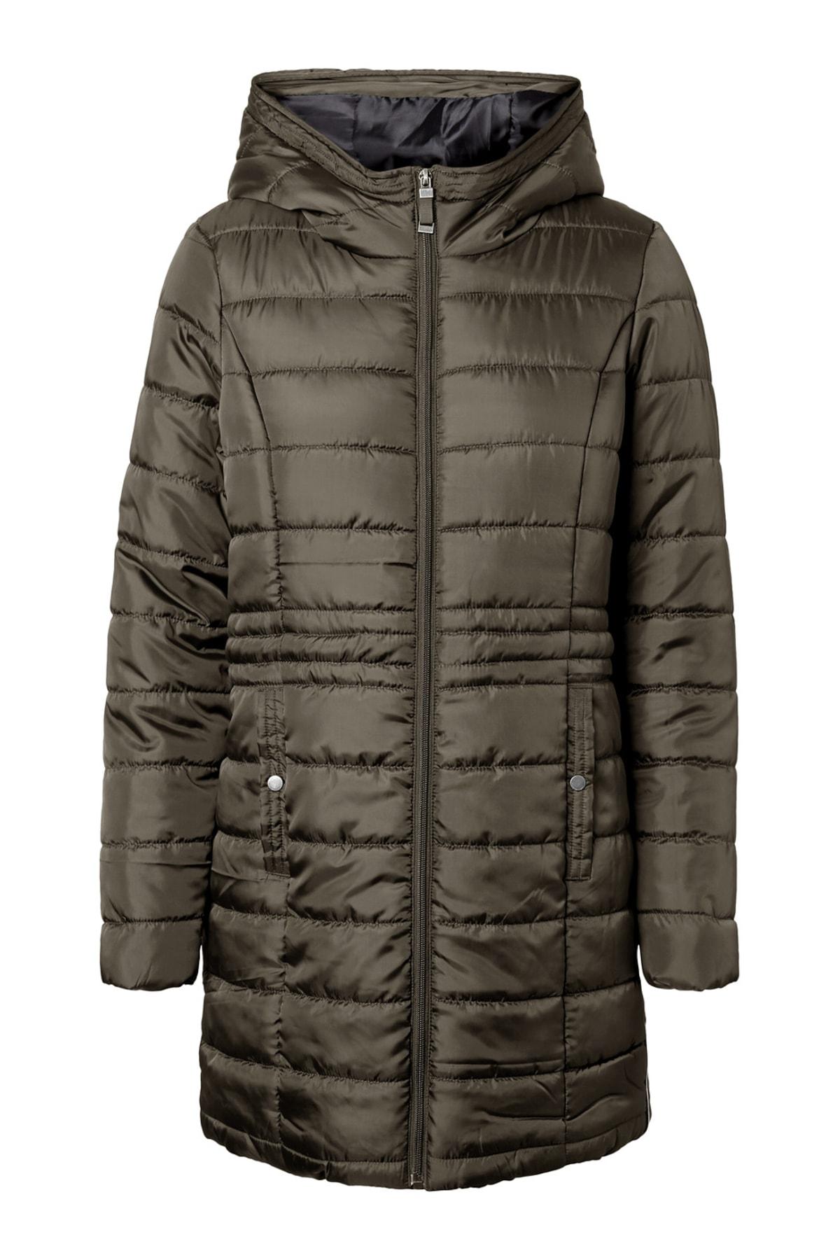 Vero Moda Kadın Kahverengi Mont 10214904 1