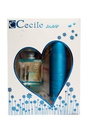 Cecile Mare Edt 100 ml Kadın Parfüm + 150 ml Deodorant Set