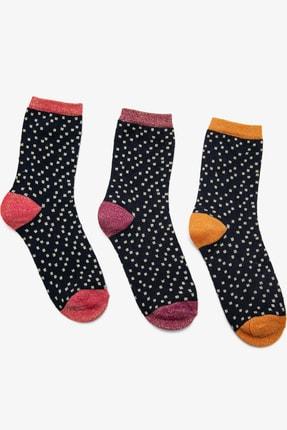 Koton Kadın Lacivert Çorap 0KAK81193AA