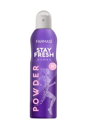 Farmasi Stay Fresh Powder Deodorant For Women 150 ml