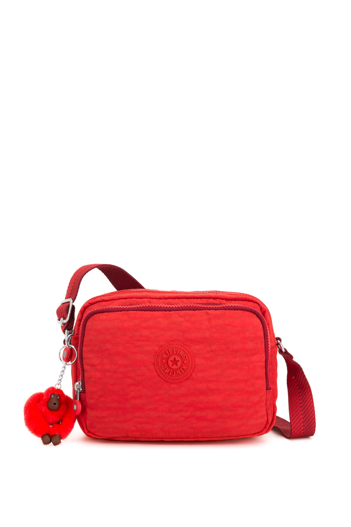 Kipling Kadın Active Red Omuz Çantası 19Y.KDN.CPR.MEB.0043 1