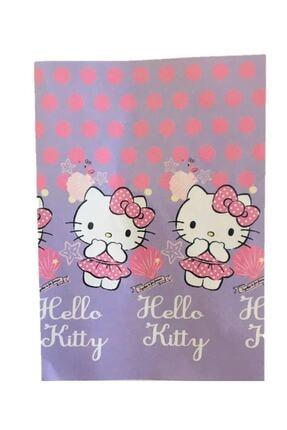 Zorluteks Hello Kitty Lisanslı Battaniye (150x200 Cm)