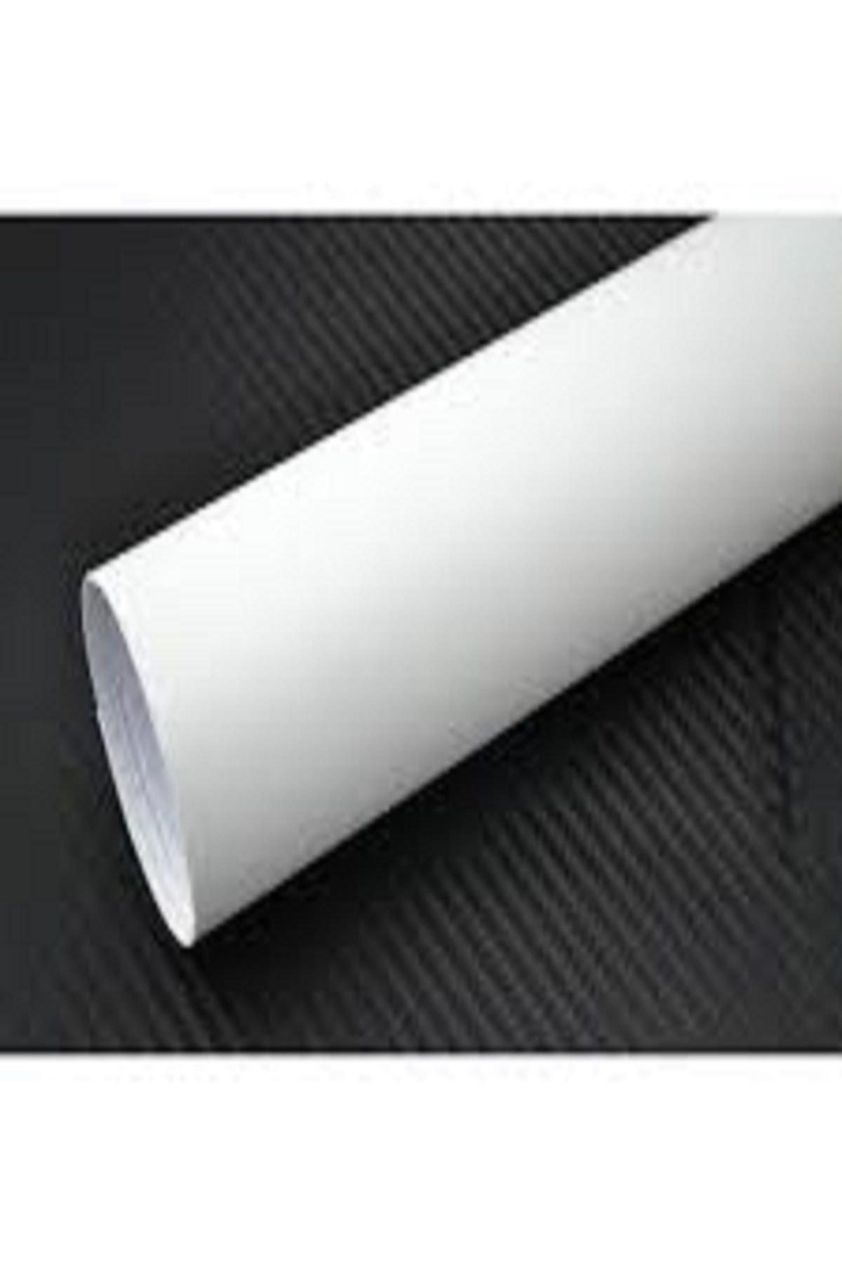 Ecce Mat  Beyaz Yapışkanlı Folyo  75 cm  X 9 mt 2