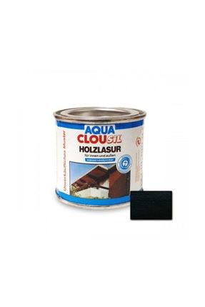 Clou Aqua Sil Su Bazlı Ahşap Koruyucu 100 Ml - Nr 08 Siyah