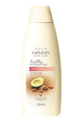 AVON Naturals Badem ve Avokado Yağı İçeren Saç Kremi 700ml