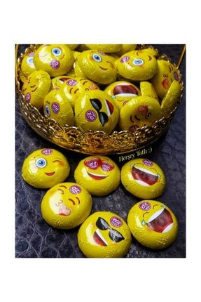 Elit Emoji Çikolata 500 gr