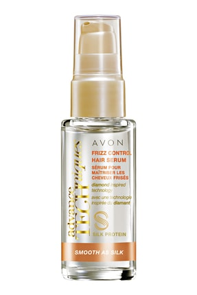 AVON Advance Techniques Smooth Elektriklenmeyi Kontrol Etmeye Yardımcı Saç Serumu 30 ml 8681298962984