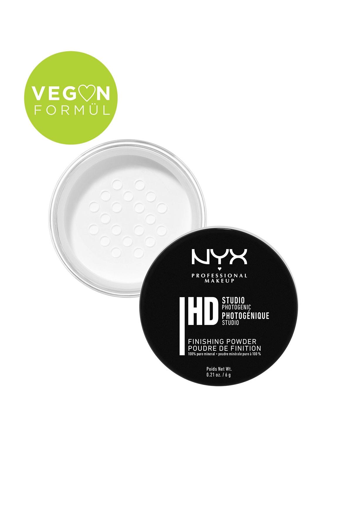 NYX Professional Makeup Sabitleyici Pudra - Studio Finishing Powder Translucent Finish 43 g 800897816360 1