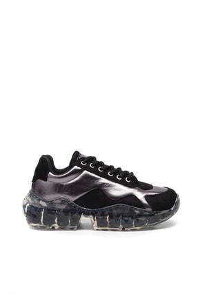 Jeep Siyah Kadın Spor Ayakkabı 9K2SAJ0142
