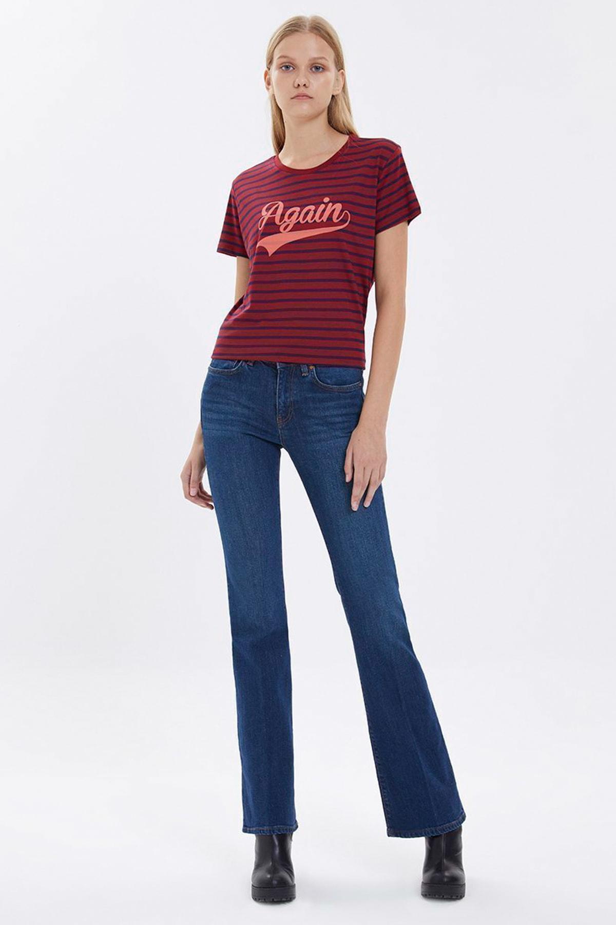 Loft Kadın Pantolon LF2022115 1