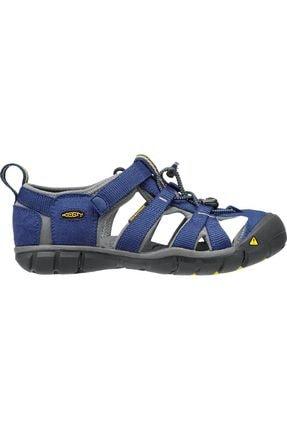 Keen SEACAMP II CNX ÇOCUK SAND Mavi Unisex Çocuk Sandalet 100529404