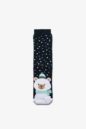 Koton Kadın Lacivert Çorap 0KAK82114AA