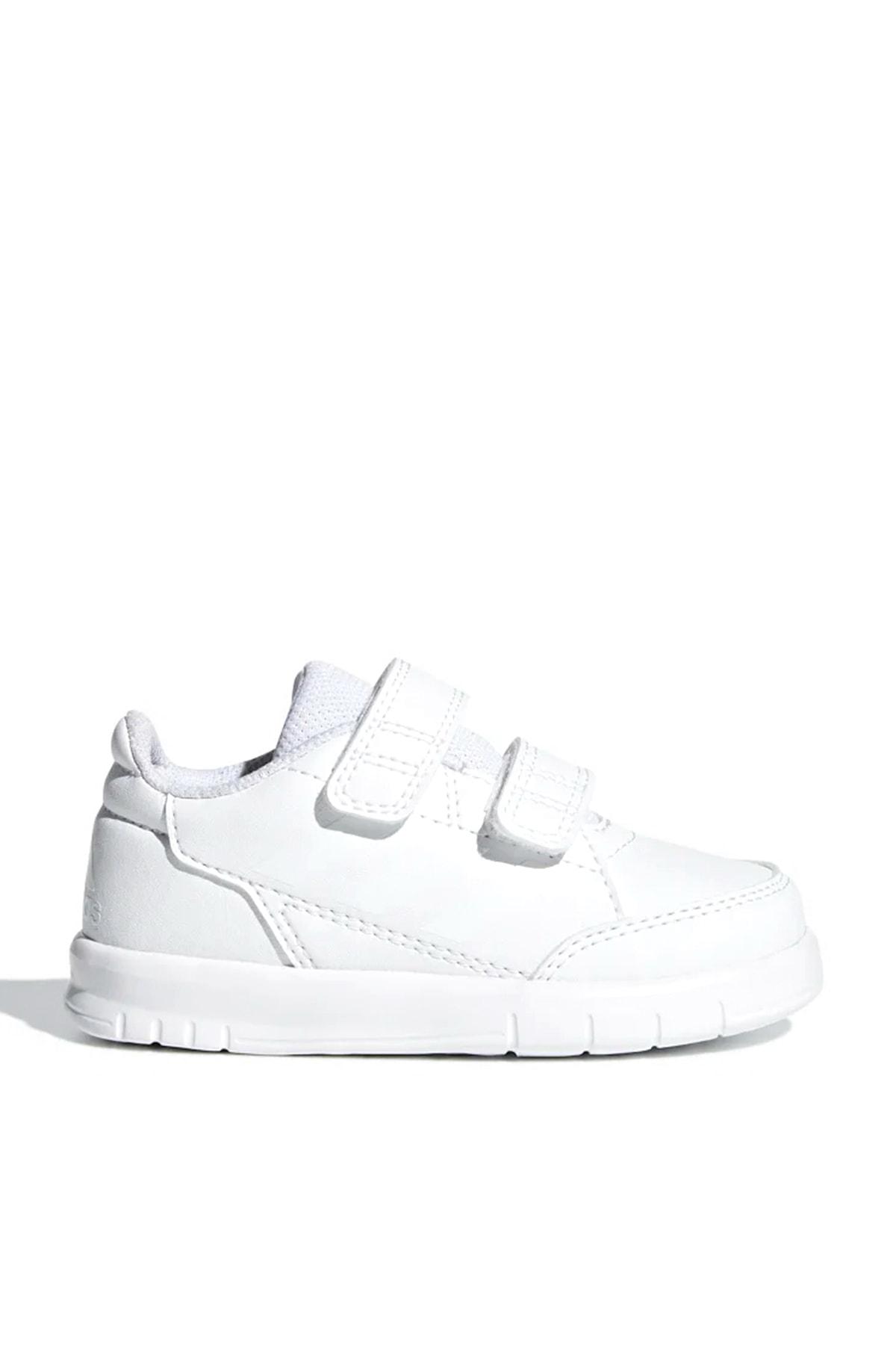 adidas Beyaz Bebek Koşu - Yürüyüş Spor Ayakkabı
