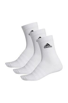 adidas LIGHT CREW 3PP Beyaz Erkek Çorap 101069017