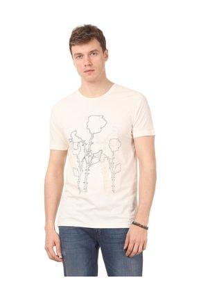 Ramsey Baskılı Örme T - Shirt - RP10113817