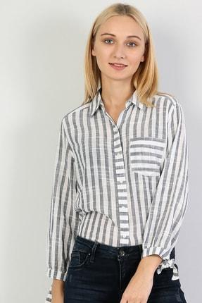 Colin's Kadın Açık Mavi Gömlek CL1042543