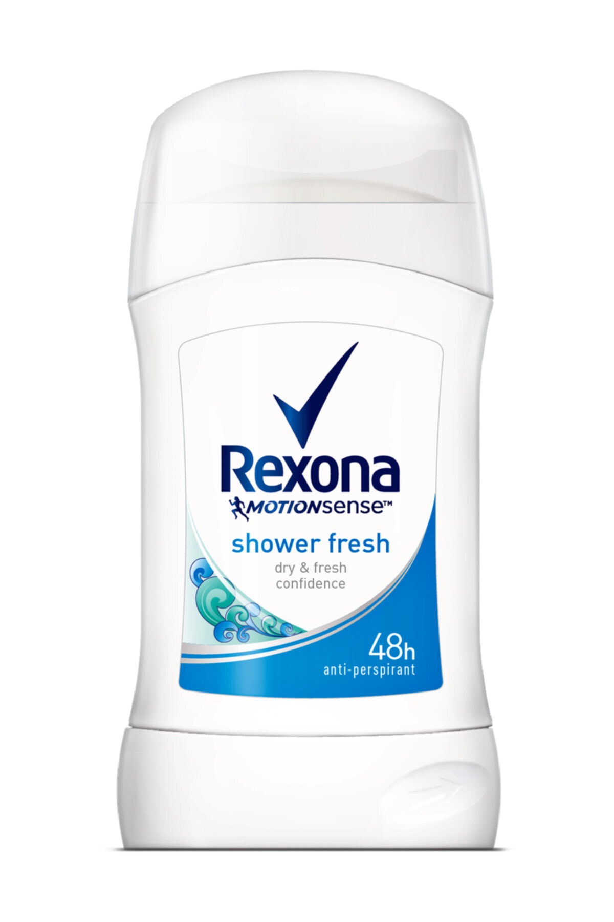 Rexona Shower Fresh Anti-perspirant 48h Deodorant Stick 50 G 1