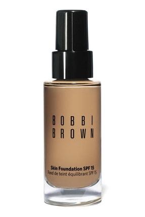 BOBBI BROWN Fondöten - Skin Foundation Spf 15 Golden Natural 4.75 30 ml 716170170312