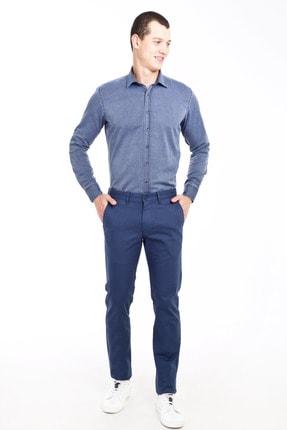 Kiğılı Slim Fit Saten Spor Pantolon