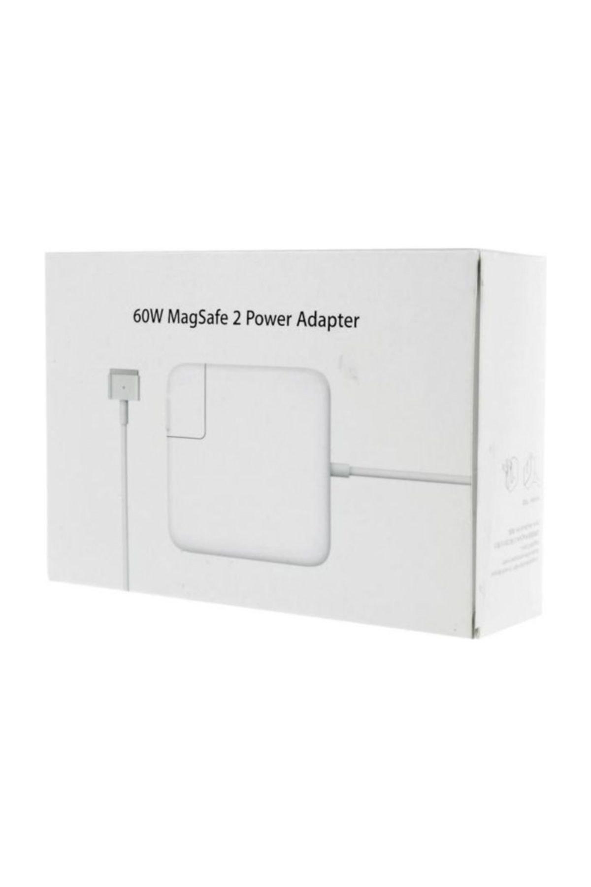 Techmaster Macbook Magsafe 2 60w 16.5v 3.65a Şarj Aleti Adaptörü 1