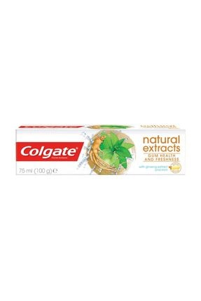 Colgate Natural Extracts Ginseng & Mint Toothpaste Diş Macunu 75 ml