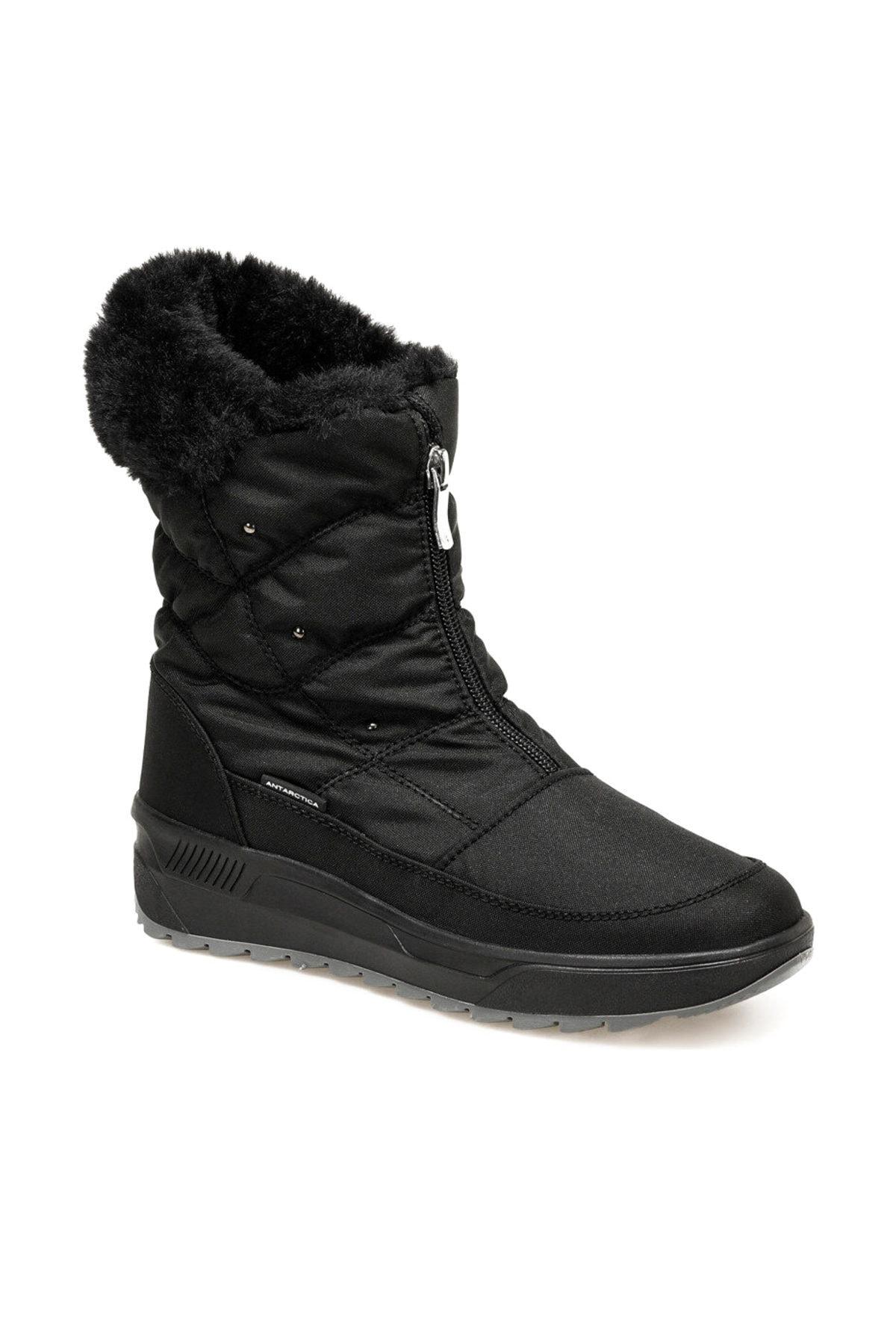 Antarctica 4820/A Siyah Kadın Kar Botu 100449011 2