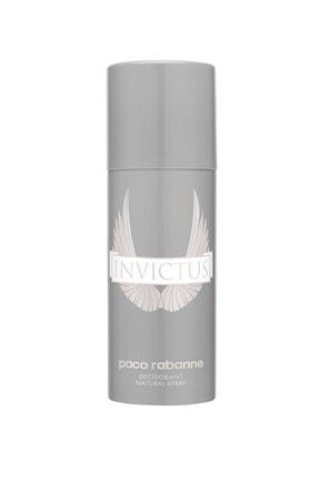 Paco  Rabanne Invictus Erkek Deodorant 150 ml 3349668515745